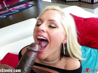 LexingtonSteele Drills Successfully Tits Comme �a MILF