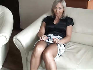 Latex milf age 60 plus video
