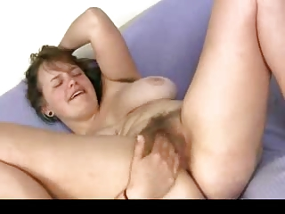 Celia Hairy and Busty