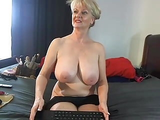 Busty mature fetish pov