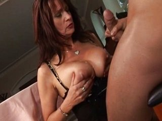 Nasty Sara Roman gets fucked by two guys