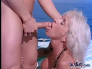 Kathy knows how to have some fun