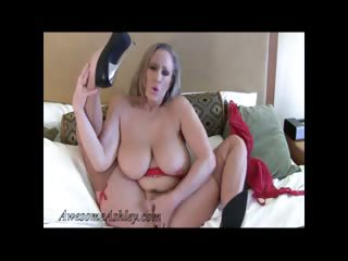 High Heel Masturbation Fuck