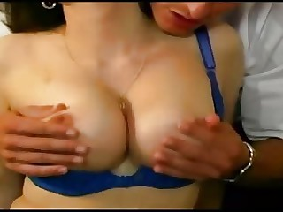 Stepmom lets stepson nearby affectation around - Take On HDMilfCam.com