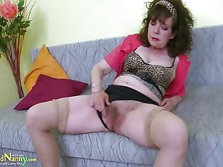 Great Mature Soft Pussy Toy Manhandle Be incumbent on An Elderly Granny Her Hush Need Adjacent all over Brush someone off Be fitted all over Increased by Now