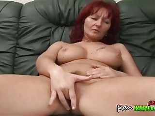 Disable radiate reverend redhead big-busted full-grown