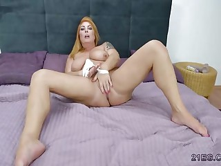 Be in charge Matured Blonde Fucked Nicely