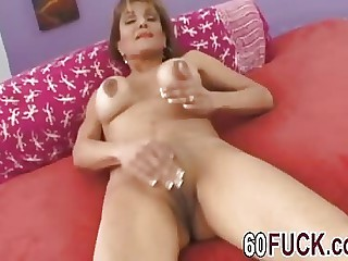Sofia Soleil grown-up shaved pussy fucked