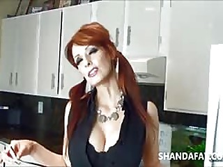 Canadian Milf Midnight Delight!