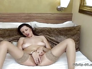 Mom gets naughty primarily cam