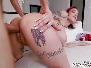 Mom anal riding Host My Step-Mom Squirt