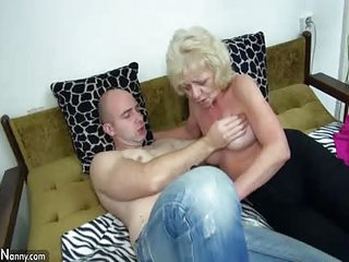 OldNanny grannies added to matures compilation