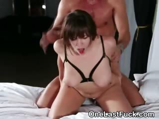 Big Titty Ex Girlfriend Anal Fucking And Internal Cumshot
