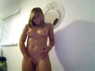 Masturbates On Webcam