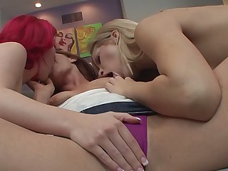 Milf Step-Mom Punishes their way 2 Slutty Fry