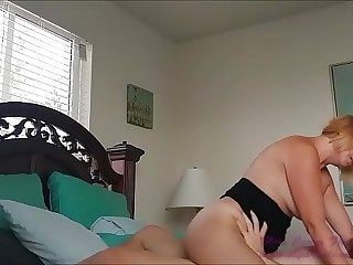 Milf Makes a Lovemaking Plop pt.4 - Mama Comes Prankish
