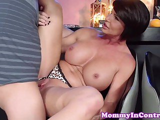 Tattooed busty milf Shay Belial - Moms out of hand