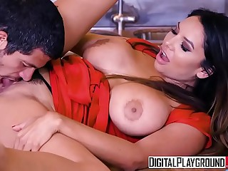 XXX Porn video - My Girlfriends Hot Old lady - (Missy Martinez, Bambino)