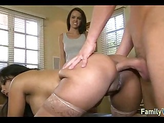 Fucking my girls mom 196