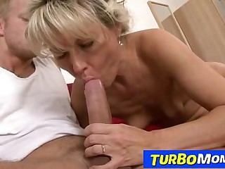 Puristic light-complexioned lass ballpark sex feat. czech milf Magdalena