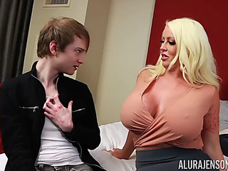 Alura jenson mother i'd like to fuck boy