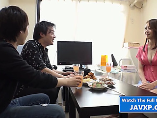 Sexy oriental matriarch i'd like give fuck group sex.threatening japanese jav