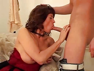 Puristic Milf Anne fucked