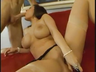 Murkiness  Milf Chap-fallen Stockings SM65