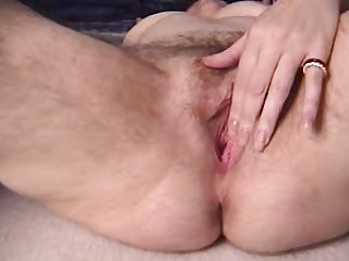 Hairy Trotters with an increment of Pussy