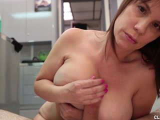 Well-endowed Milf Wants This Young Cock