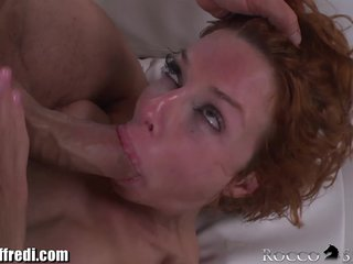 Rocco Siffredi makes Veronica Avluv Squirt!